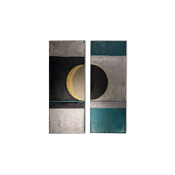 Perfect Time | Set of two panels | Arte | MALERBA