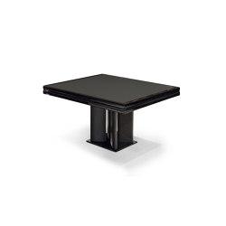 Perfect Time | Square coffee table | Mesas de centro | MALERBA