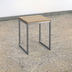 Stool on_18 | Sgabelli | Silvio Rohrmoser