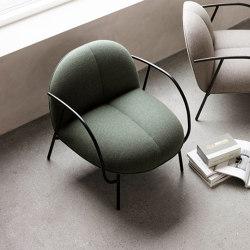 Half&Half | Armchairs | Wendelbo
