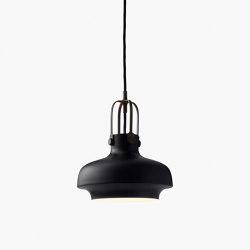 Copenhagen SC6 Matt Black | Suspended lights | &TRADITION