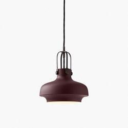 Copenhagen SC6 Matt Plum | Suspended lights | &TRADITION