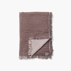 &Tradition Collect   Cotton Throw SC32-SC33   Plaids   &TRADITION
