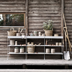 String System, Outdoor | Shelving | string furniture