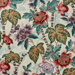 Cape Floral 367 | Drapery fabrics | Zimmer + Rohde