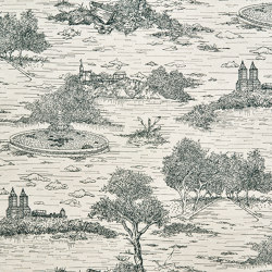 Central Park Toile 765 | Drapery fabrics | Zimmer + Rohde
