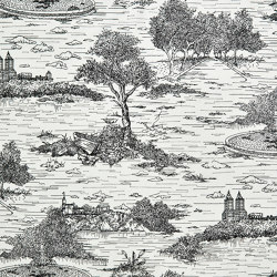 Central Park Toile 998 | Drapery fabrics | Zimmer + Rohde