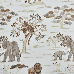 Safara Embroidery 983   Drapery fabrics   Zimmer + Rohde