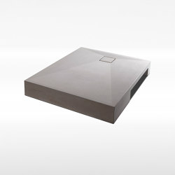 Shower trays | dade ELEMENT shower tray | Shower trays | Dade Design AG concrete works Beton