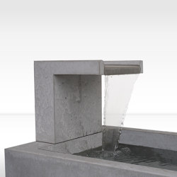 Fountains | dade LAUF KONKRETA | Fountains | Dade Design AG concrete works Beton