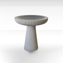 Fountains | dade LONDON | Fountains | Dade Design AG concrete works Beton