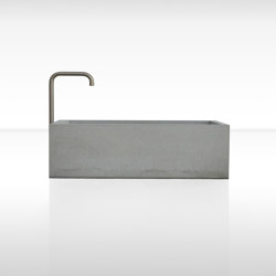 Fountains | dade CONCRETE FOUNTAIN PREMIUM 150 | Fountains | Dade Design AG concrete works Beton