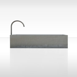 Fountains | dade CONCRETE FOUNTAIN PREMIUM 200 | Fountains | Dade Design AG concrete works Beton