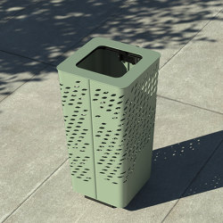 Zig&Zag   Waste baskets   TF URBAN