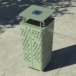 Zig&Zag | Waste baskets | TF URBAN