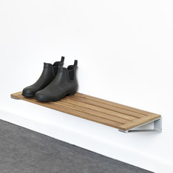KNAX shoe rack | Shelving | LoCa