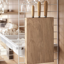 String System kitchen accessory Knife holder | Knife blocks | string furniture