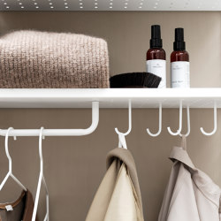 String System Accessoires | Single hooks | string furniture