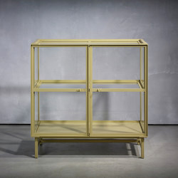 FINN cabinet | Display cabinets | Piet Boon