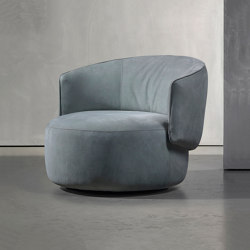 JANE swivel chair | Sessel | Piet Boon