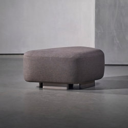 NOOR pouf | Pouf | Piet Boon