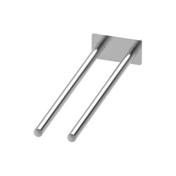 Innox Towel rail double | Towel rails | Bodenschatz