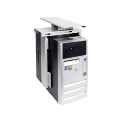 Viewmate support ordinateur - bureau 322 | Accessoires de table | Dataflex