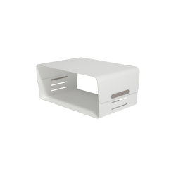 Addit Bento® monitor riser - adjustable 120 | Table equipment | Dataflex