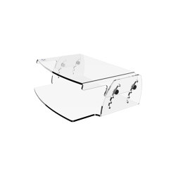 Addit monitor riser - adjustable 550 | Table accessories | Dataflex