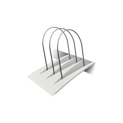 Viewmate binder tray - option 180 | Desk tidies | Dataflex