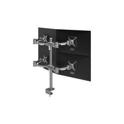Viewmate bras support écran - bureau 622 | Accessoires de table | Dataflex