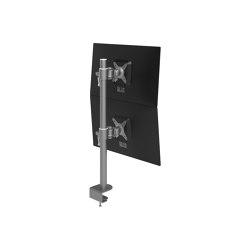 Viewmate bras support écran - bureau 672 | Accessoires de table | Dataflex