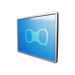 Viewlite fixation VESA 200 x 100 - option 020 | Accessoires de table | Dataflex