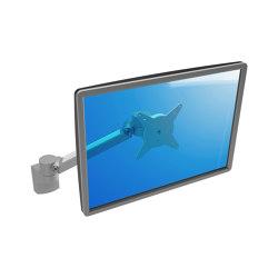 Viewlite plus bras support écran - mur 312 | Accessoires de table | Dataflex