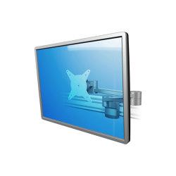 Viewlite bras support écran - rail 422 | Accessoires de table | Dataflex