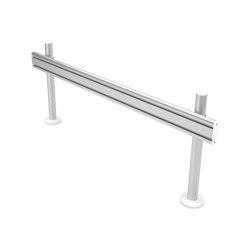 Viewlite barre d'outils - bureau 702 | Accessoires de table | Dataflex