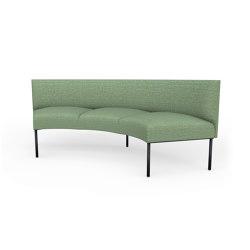 Noora sofa | Panche | Martela