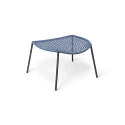 Bloom Lounge Stool | Sgabelli | Fischer Möbel