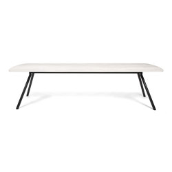 Teso table | Dining tables | Fischer Möbel