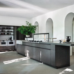 Intarsio | Classical future | Fitted kitchens | Cesar