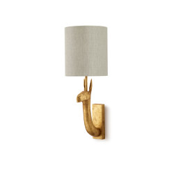 Llama Bathroom Wall Light | Wall lights | Porta Romana