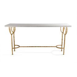 Trident Console Table | Console tables | Porta Romana