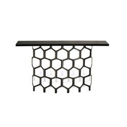Honeycomb Console | Console tables | Porta Romana