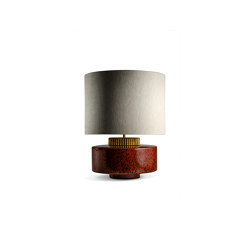 Marlowe Lamp Sienna | Table lights | Porta Romana