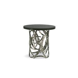 Miro | Miro Drum Table | Side tables | Porta Romana