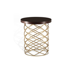Whirl Side Table | Coffee tables | Porta Romana
