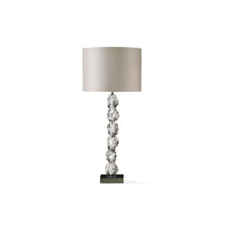 Rock Glass Lamp | Table lights | Porta Romana