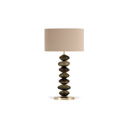 Adam | Large Adam Lamp | Table lights | Porta Romana