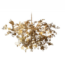 Ivy | Small Ivy Shadow Chandelier | Suspended lights | Porta Romana