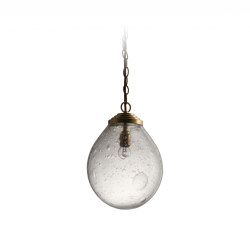 Orb | Medium Orb Pendant | Suspended lights | Porta Romana